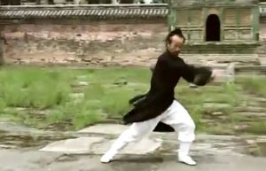 Traditional Wudang Sword