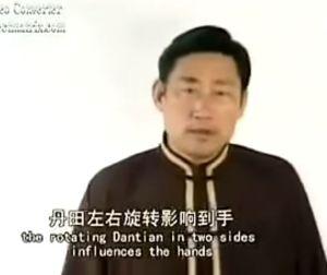 Chen Xiaowang explains silk-reeling