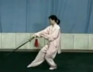 Xu Bu Lun Pi (Wheeling Chop)