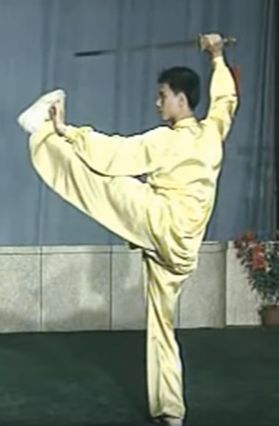 Moving Forms | Tai Chi Notebook